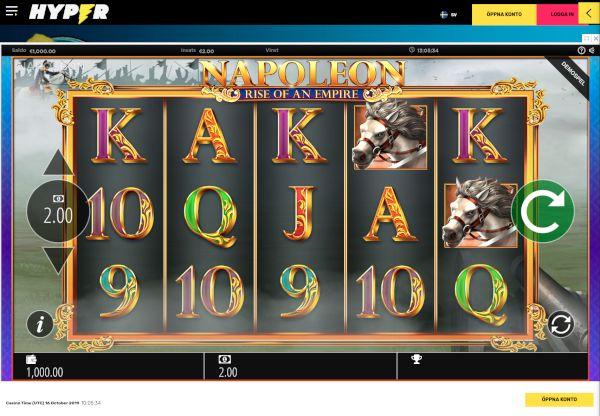 Hyper Casino Demo
