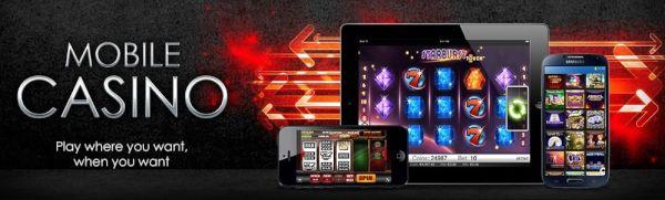 Casino Bonusar med Mobilen