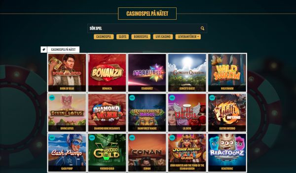 No Account Casino slots