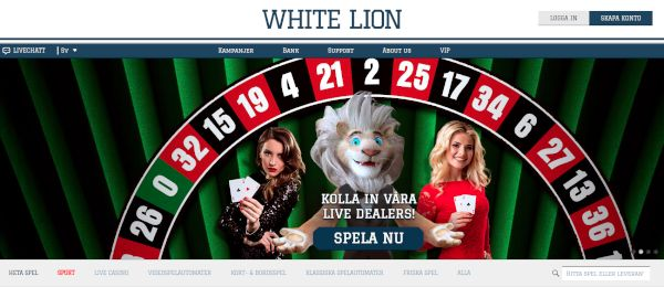 White Lion Casino