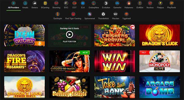 FastPay Casino slots