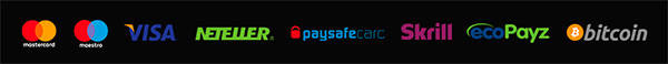 Enzo Casino payment options