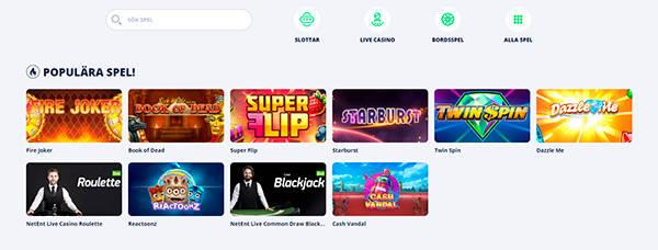 CasinoRoom Slots