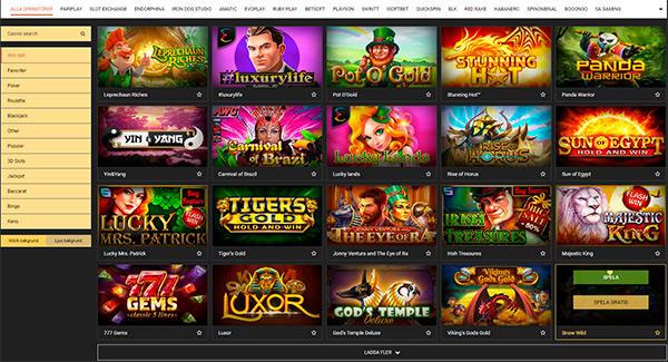 Melbet Casino slots
