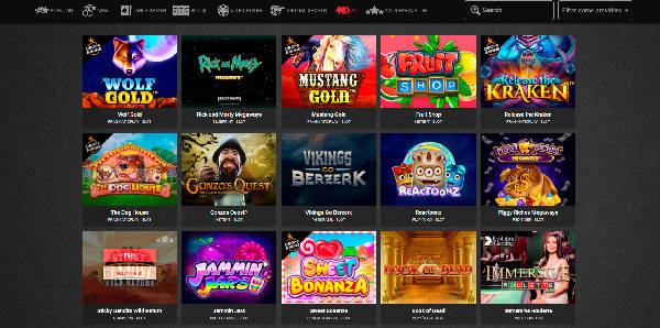 RoyalRabbit Casino slots