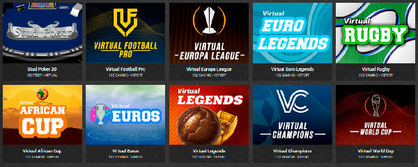 RoyalRabbit Virtual Sport