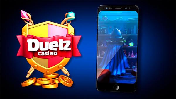 Duelz Casino mobilversion