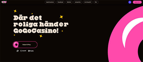 Om GoGo Casino