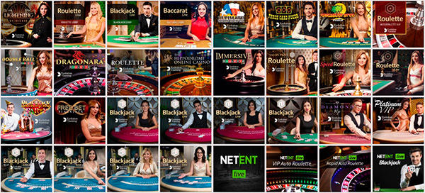 NYspins Live Casino