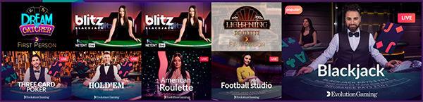 Turbico Live Casino