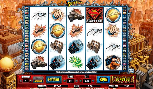 Superman från NextGen Gaming