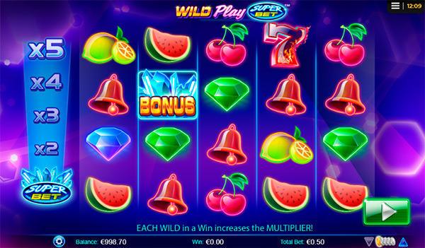 Wild Play Superbet från NextGen Gaming