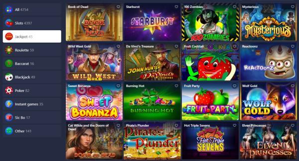 Betmaster slots